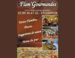 FLAM'S GOURMANDES 68140